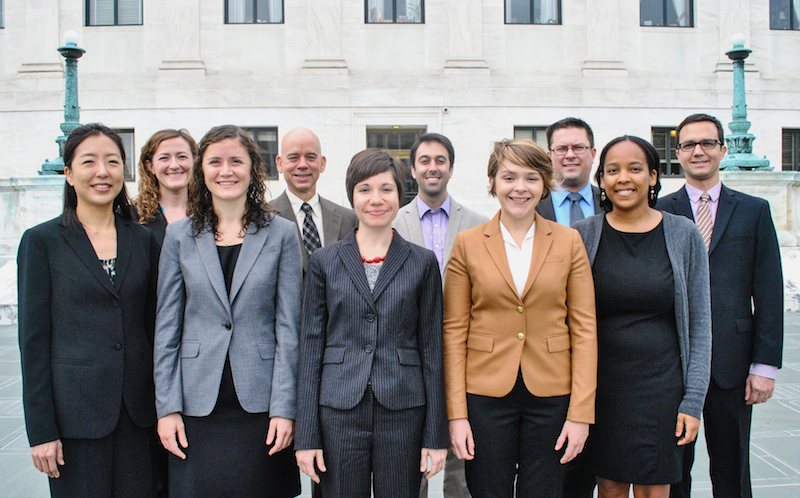 NSAC Staff Photo Fall 2014