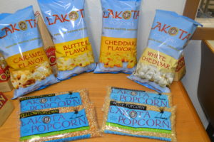 Popcorn produced by Lakota Native Americans. Photo Credit: USDA