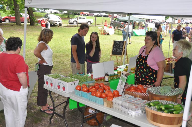 Ohiopyle Country Market in Pennsylvania.