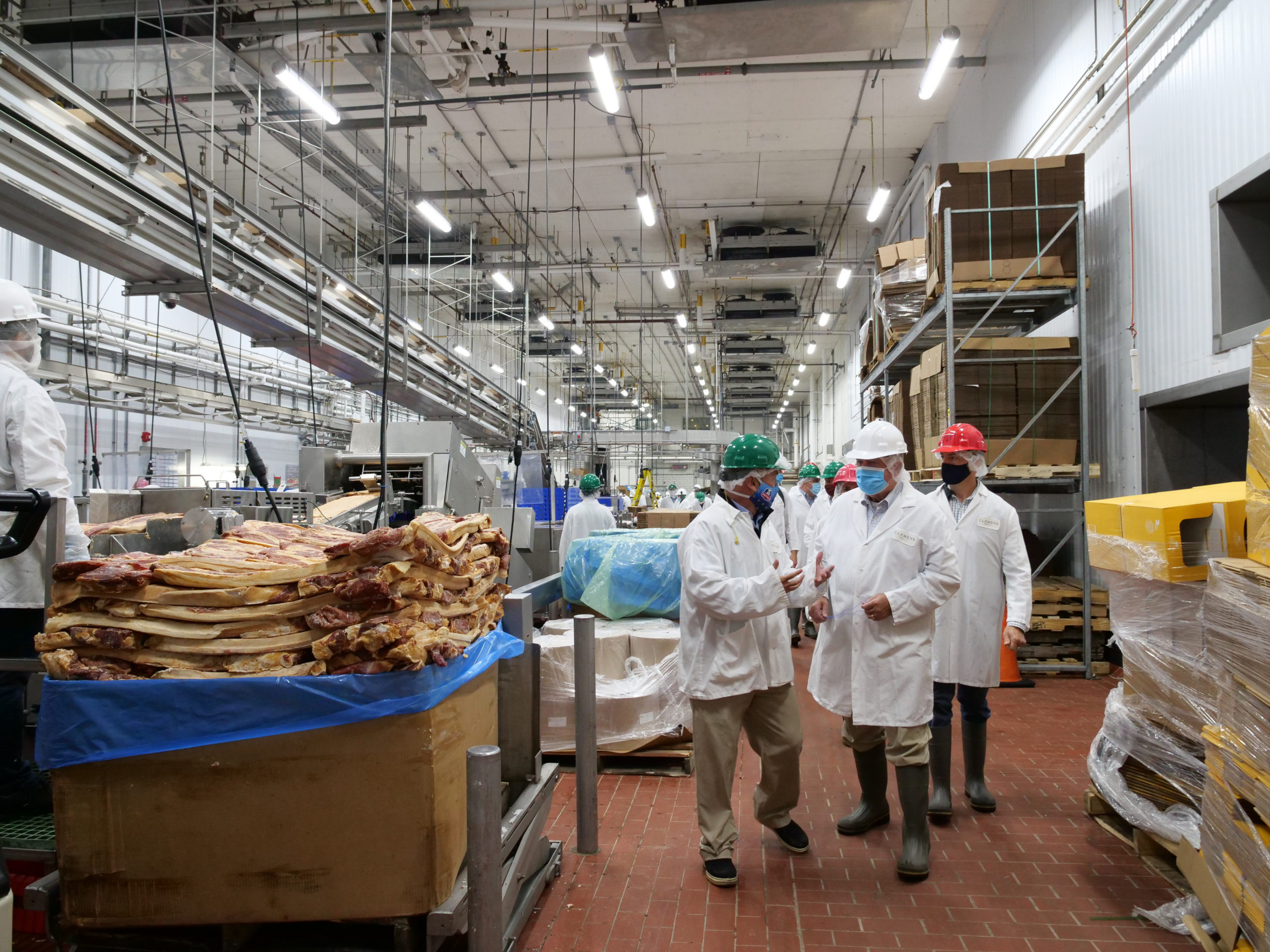 Investments and Opportunities for Input on Meat and Poultry Processing Infrastructure